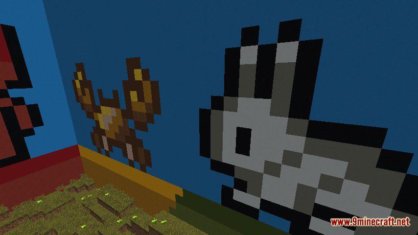 SpleefRunners – Mini-Game Map Screenshots 5