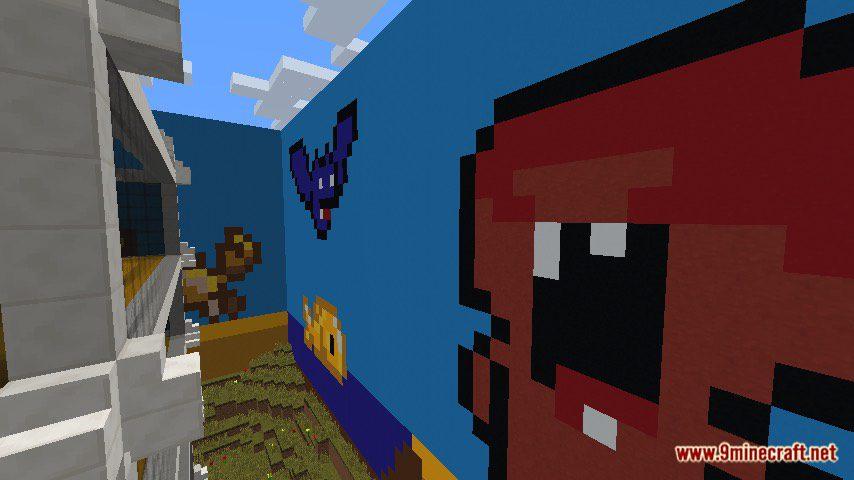 SpleefRunners – Mini-Game Map Screenshots 6