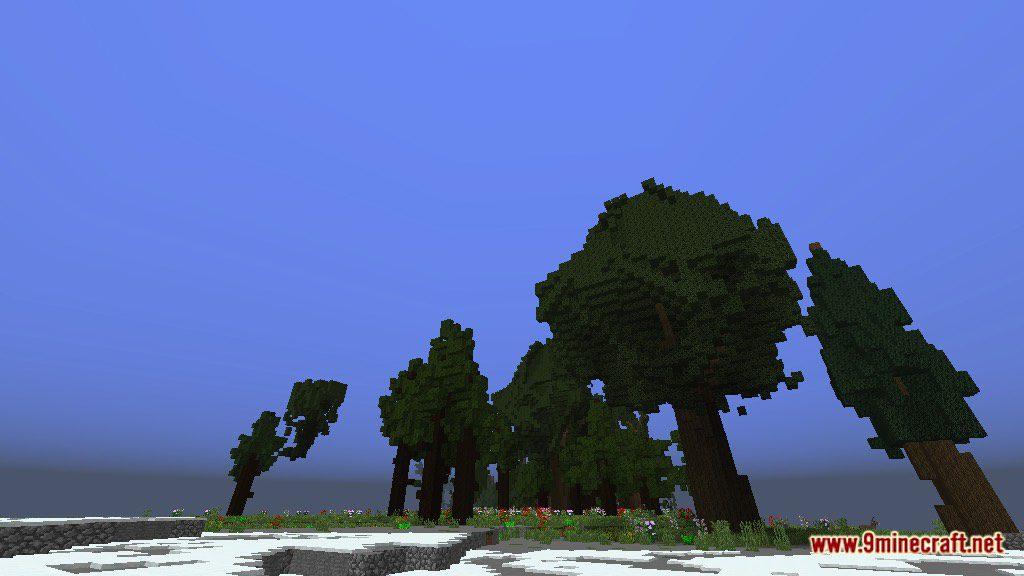 Survival Void Island Map Screenshots 11