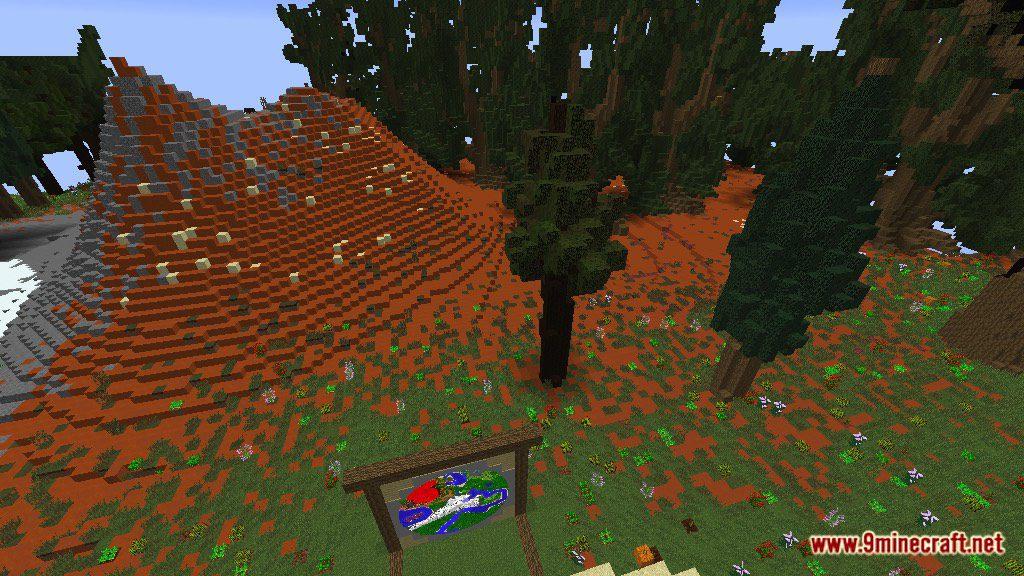 Survival Void Island Map Screenshots 4