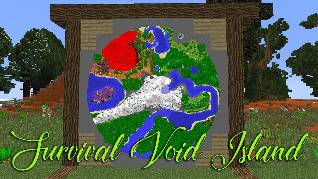 Survival Void Island Map Thumbnail