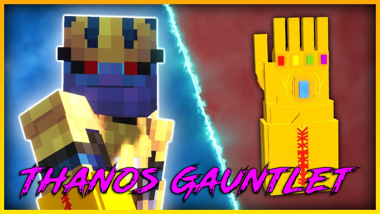 Thanos Gauntlet Map Thumbnail