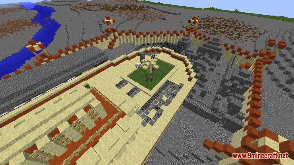 The Hobbit Adventure Map Screenshots 1