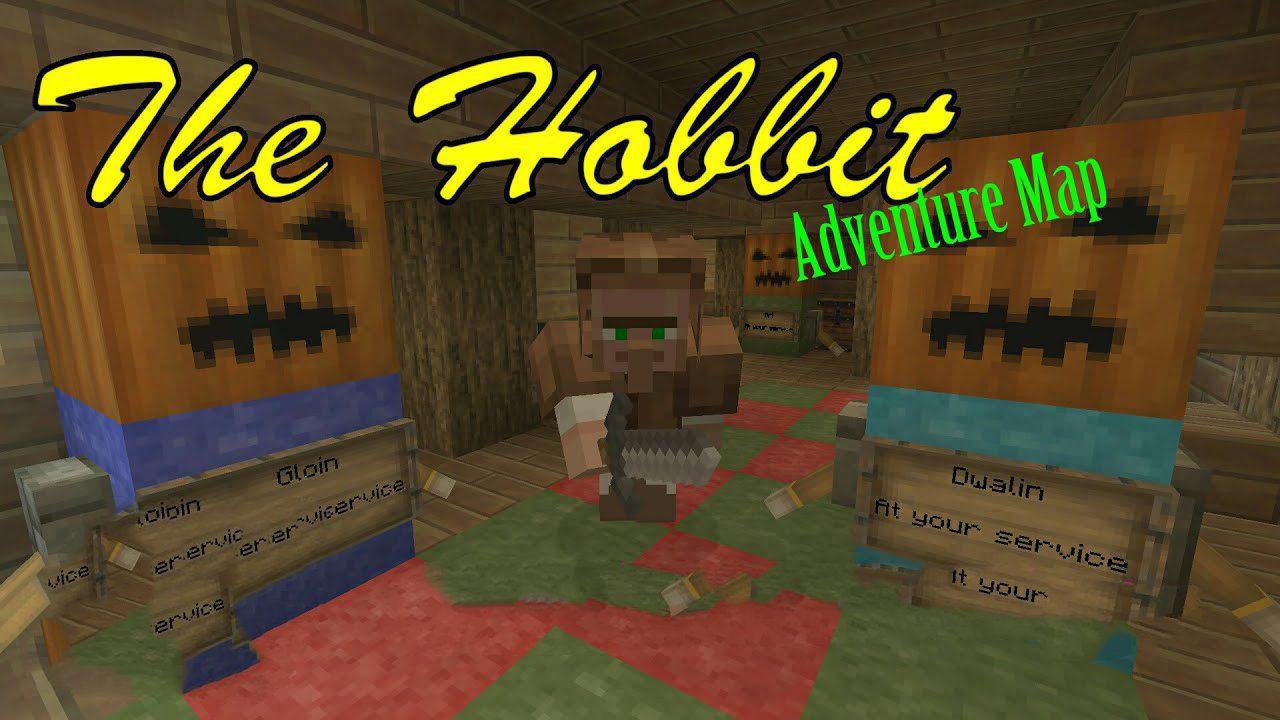 The Hobbit Adventure Map Thumbnail