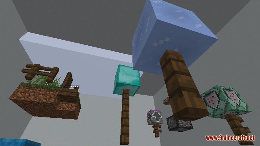 The Parkour Cube Map Screenshots 6