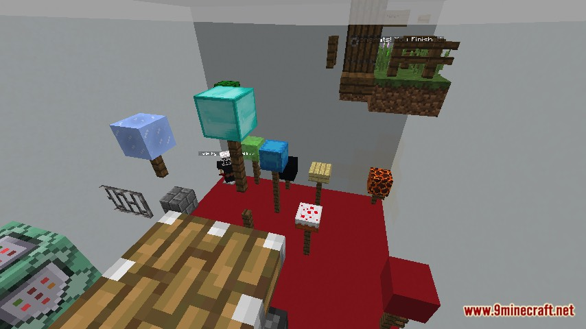 The Parkour Cube Map Screenshots 7