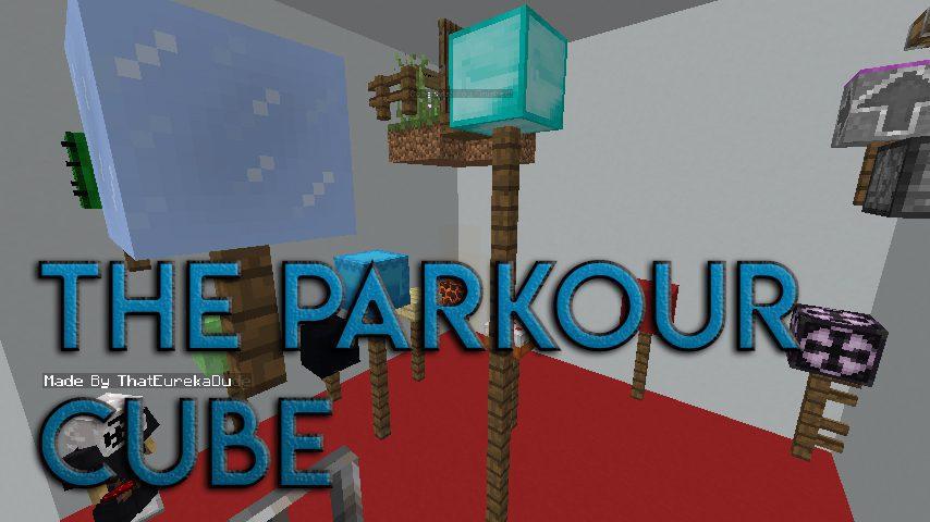 The Parkour Cube Map Thumbnail