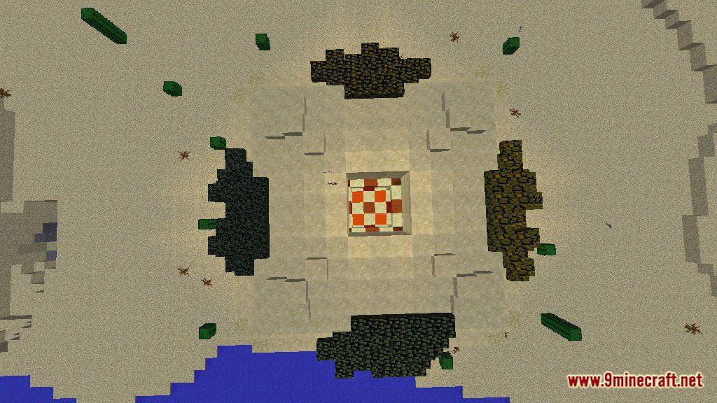 The Temple of Desert Map Screenshots 10