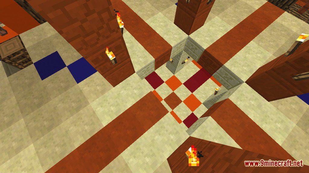 The Temple of Desert Map Screenshots 11