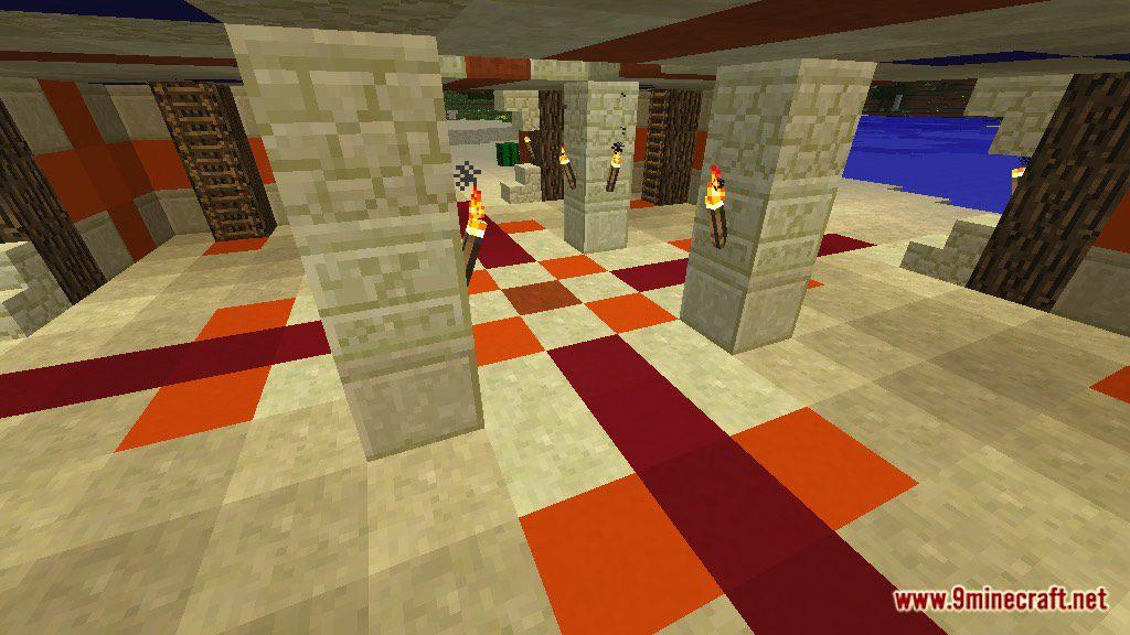 The Temple of Desert Map Screenshots 12