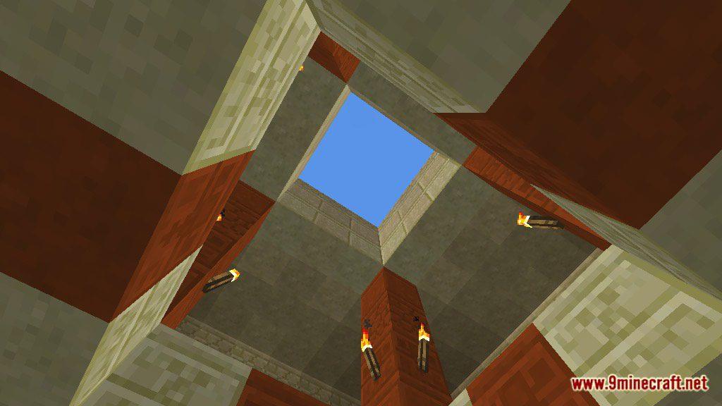 The Temple of Desert Map Screenshots 2