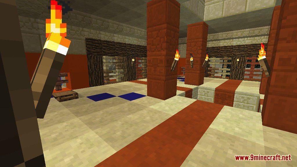 The Temple of Desert Map Screenshots 4