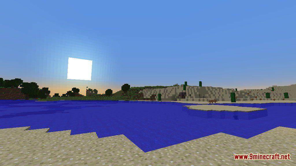 The Temple of Desert Map Screenshots 6