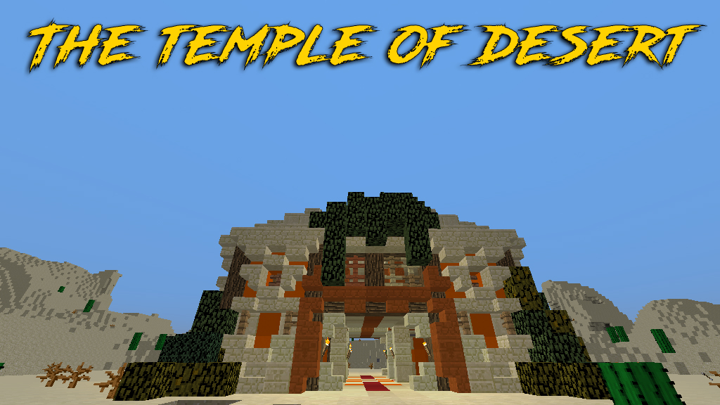 The Temple of Desert Map Thumbnail