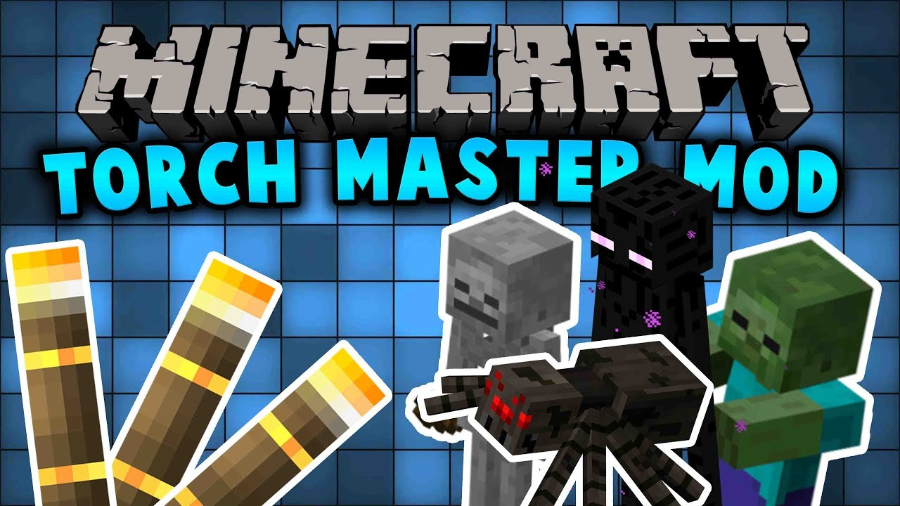 TorchMaster Mod Logo
