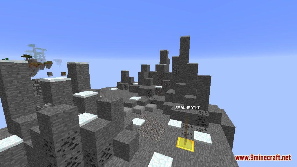 Troll Parkour Map Screenshots 5