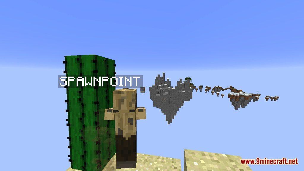 Troll Parkour Map Screenshots 6