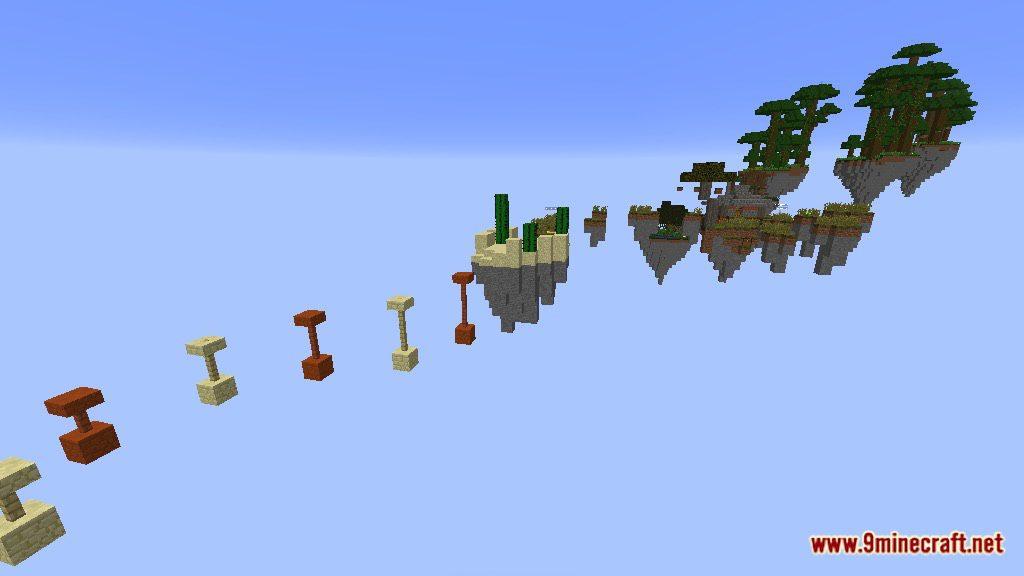 Troll Parkour Map Screenshots 7