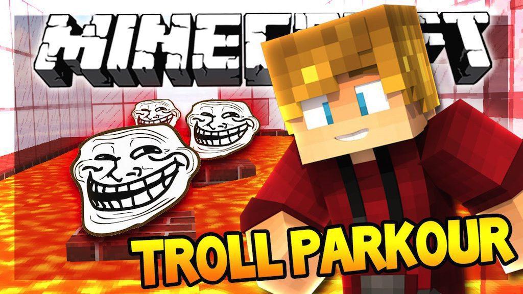 Troll Parkour Map Thumbnail