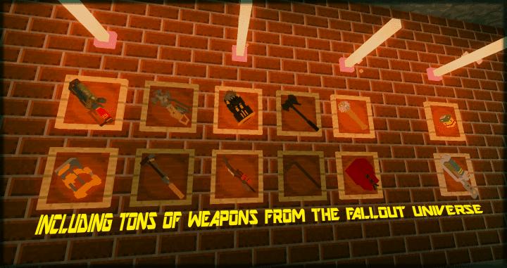 Vault Resource Pack Screenshots 1