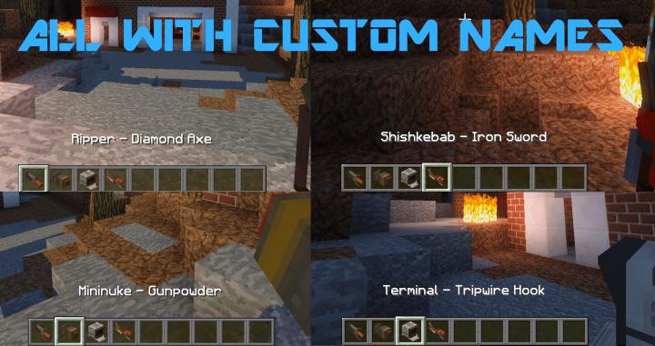Vault Resource Pack Screenshots 2