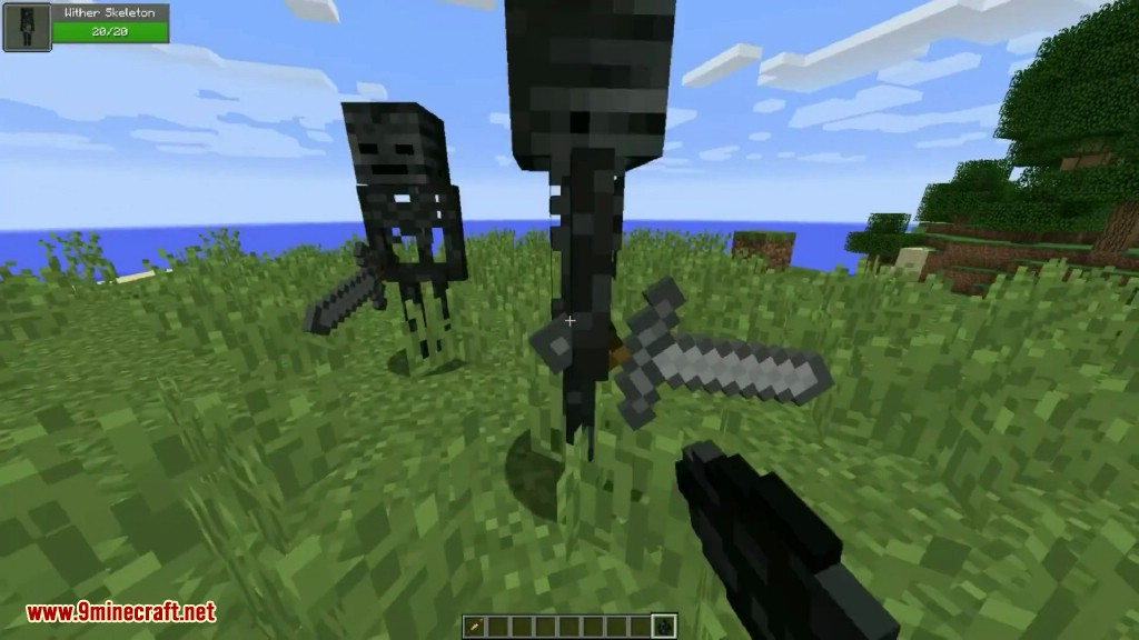 Wither Skeleton Tweaks Mod Screenshots 7