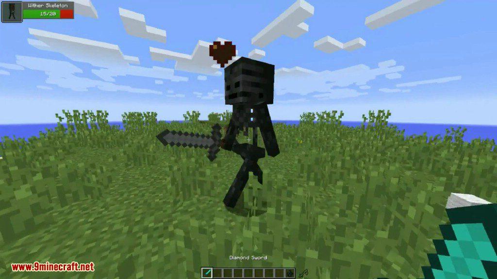 Wither Skeleton Tweaks Mod Screenshots 9