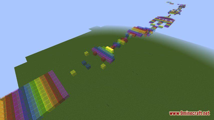 X-Run Parkour Map Screenshots 10