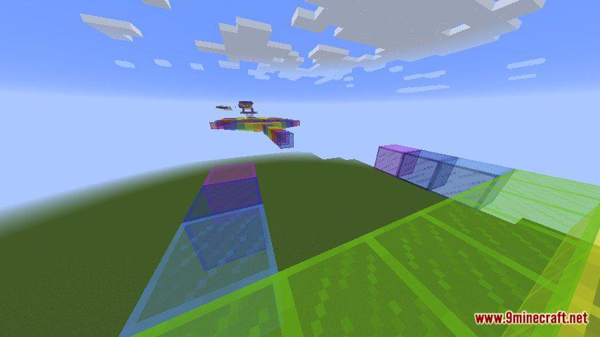 X-Run Parkour Map Screenshots 12
