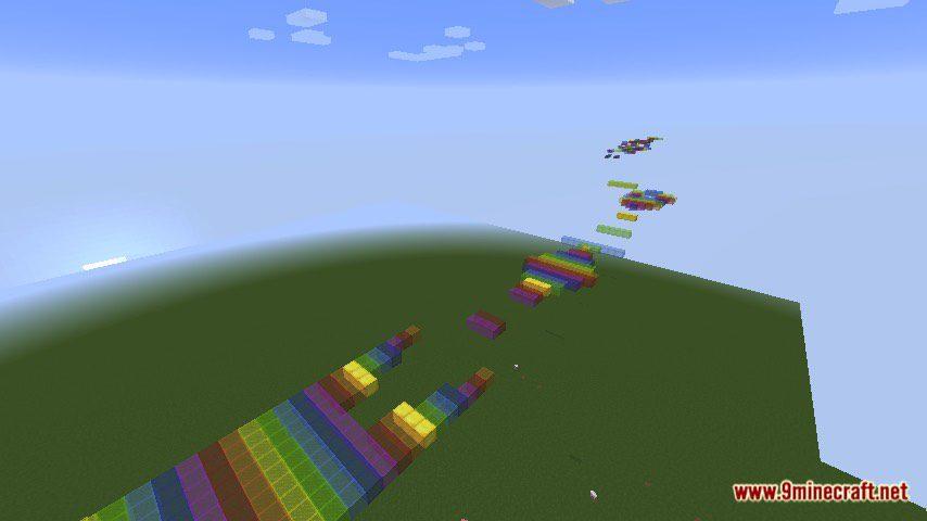 X-Run Parkour Map Screenshots 2
