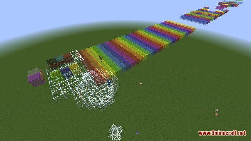 X-Run Parkour Map Screenshots 3