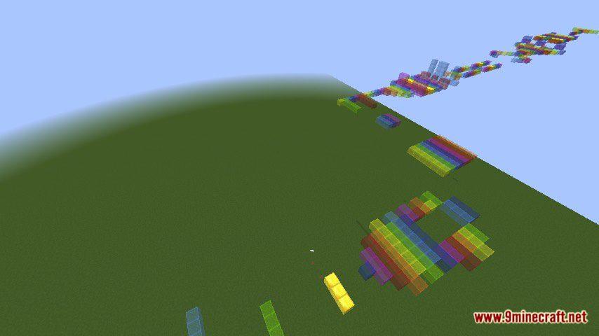 X-Run Parkour Map Screenshots 4
