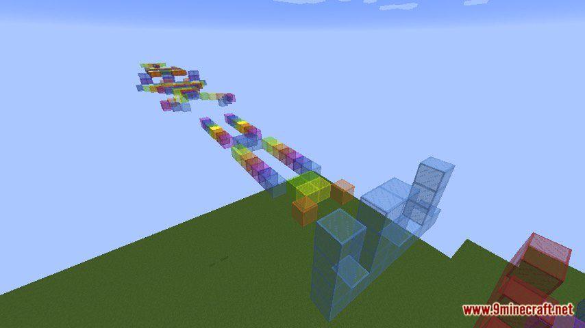 X-Run Parkour Map Screenshots 5