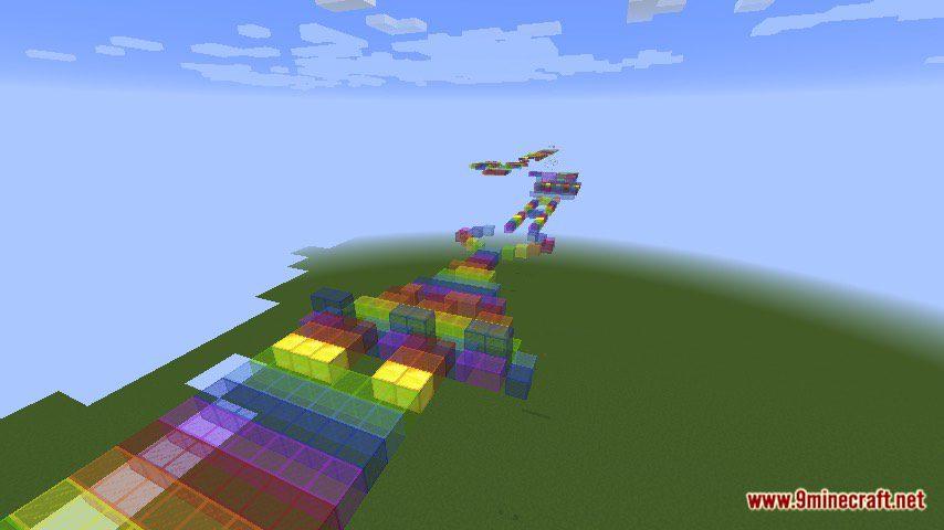 X-Run Parkour Map Screenshots 6