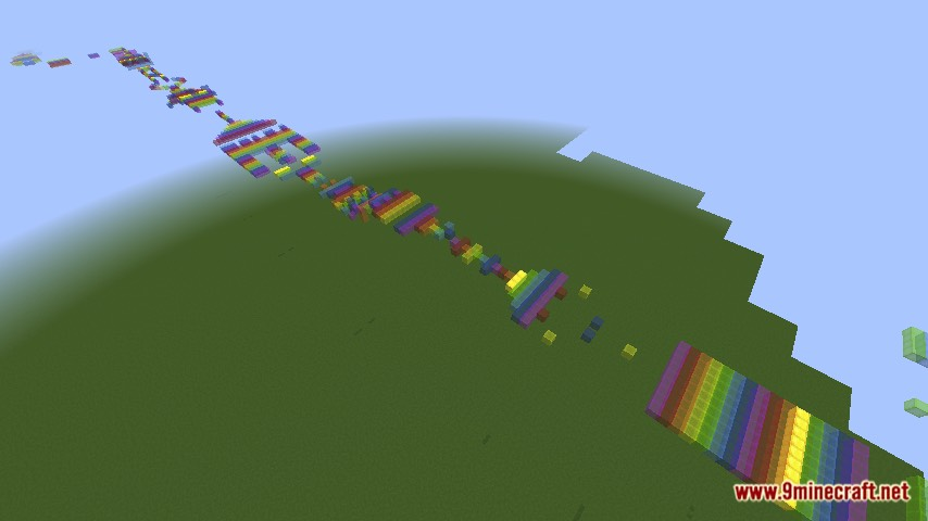 X-Run Parkour Map Screenshots 8