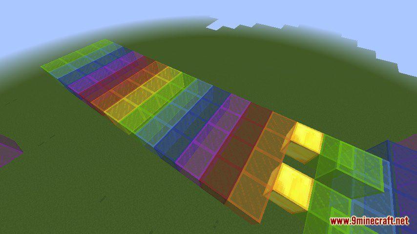 X-Run Parkour Map Screenshots 9