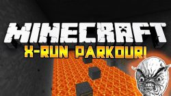 X-Run Parkour Map Thumbnail