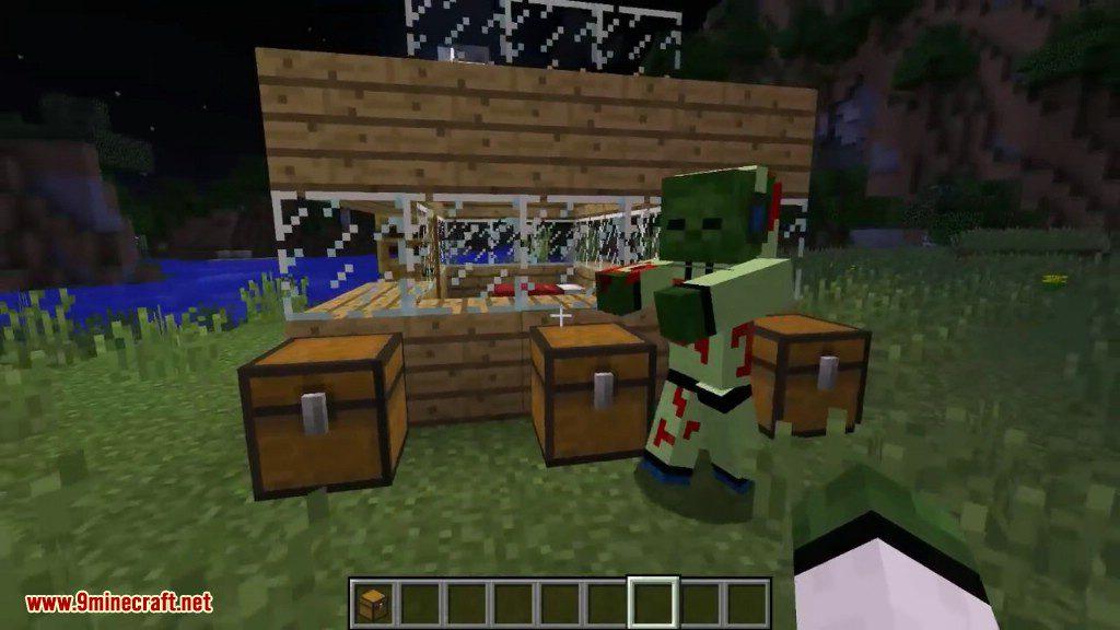 Zombie Players Mod Screenshots 6