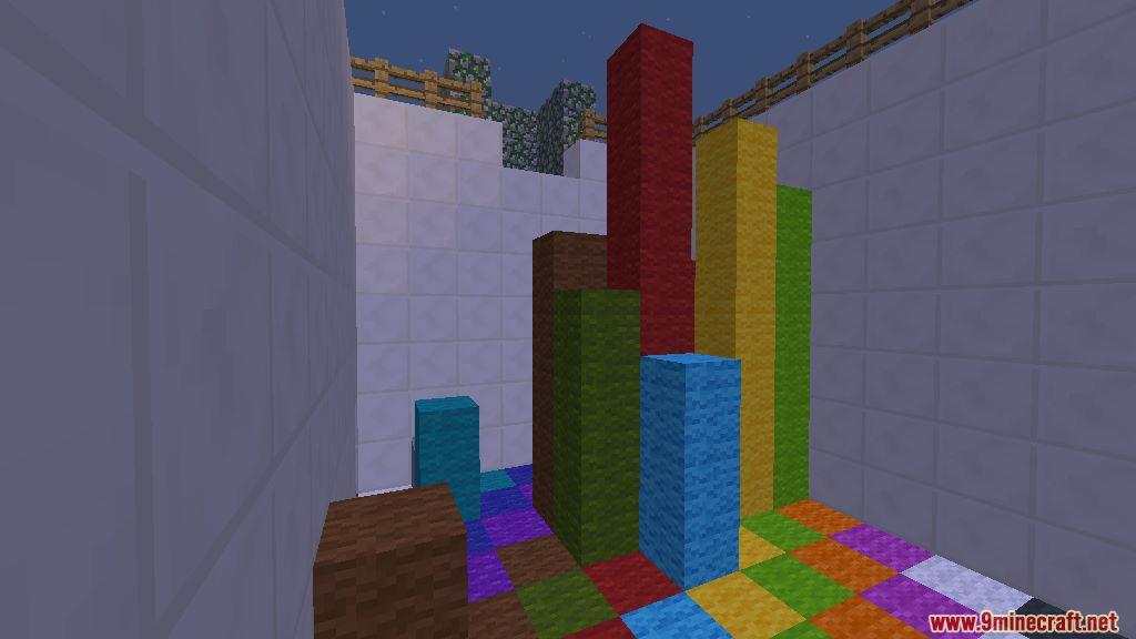 82 Rooms Parkour Map Screenshots (2)