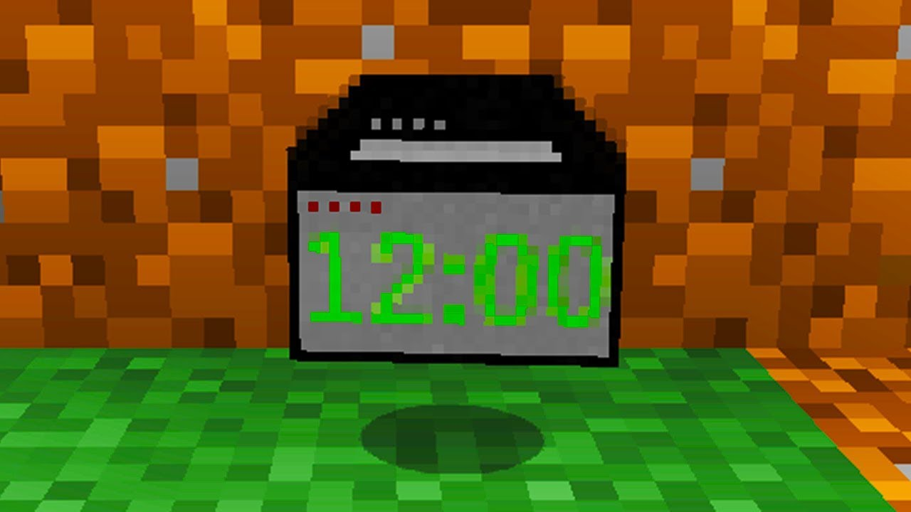 Alarm Clock Mod