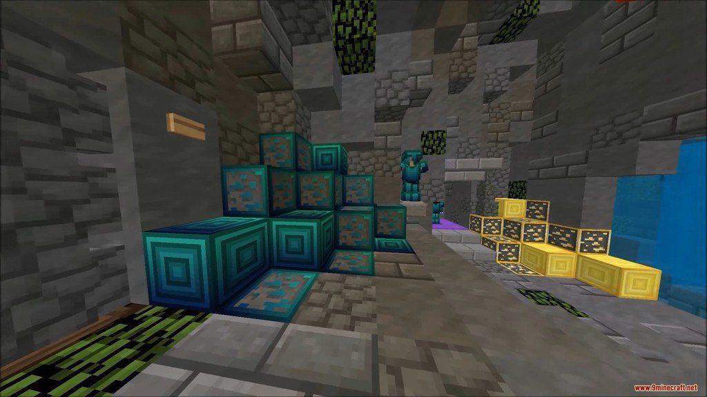 Aquamarine PvP Resource Pack Screenshots 2