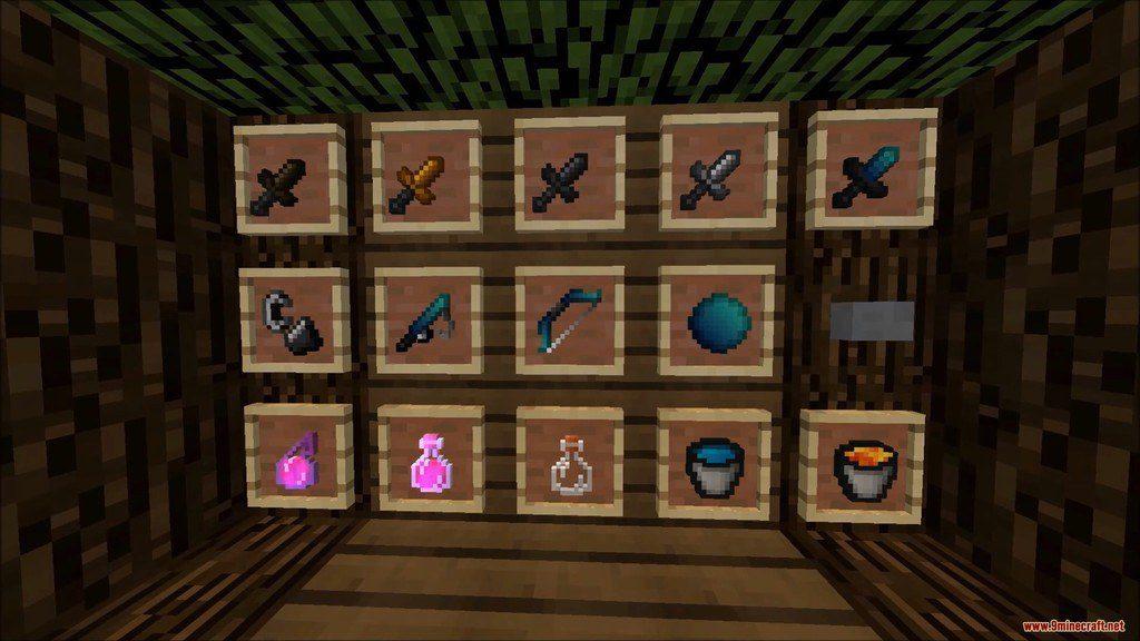 Aquamarine PvP Resource Pack Screenshots 6