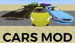 Cars and Engines Mod