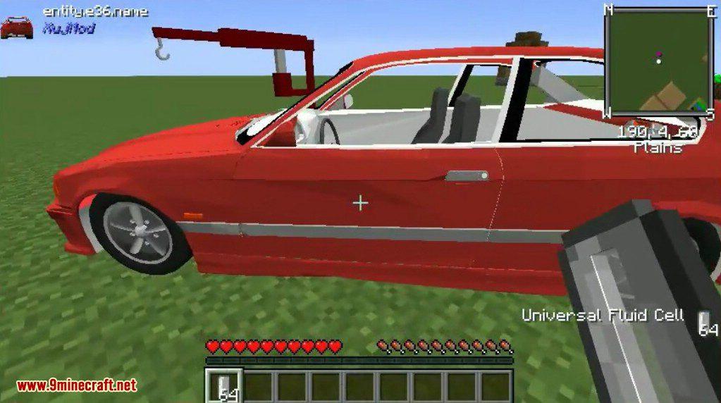 Cars and Engines Mod Screenshots 13