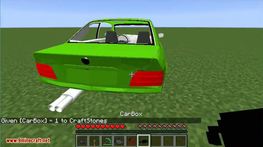 Cars and Engines Mod Screenshots 4