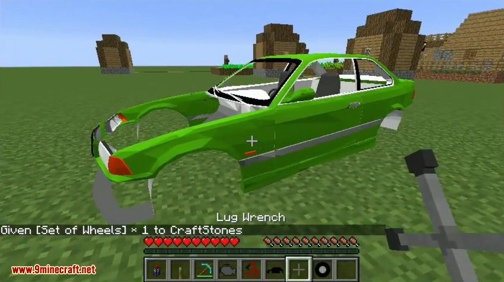 Cars and Engines Mod 1 12 2/1 10 2 (BMW, Lamborghini Huracan