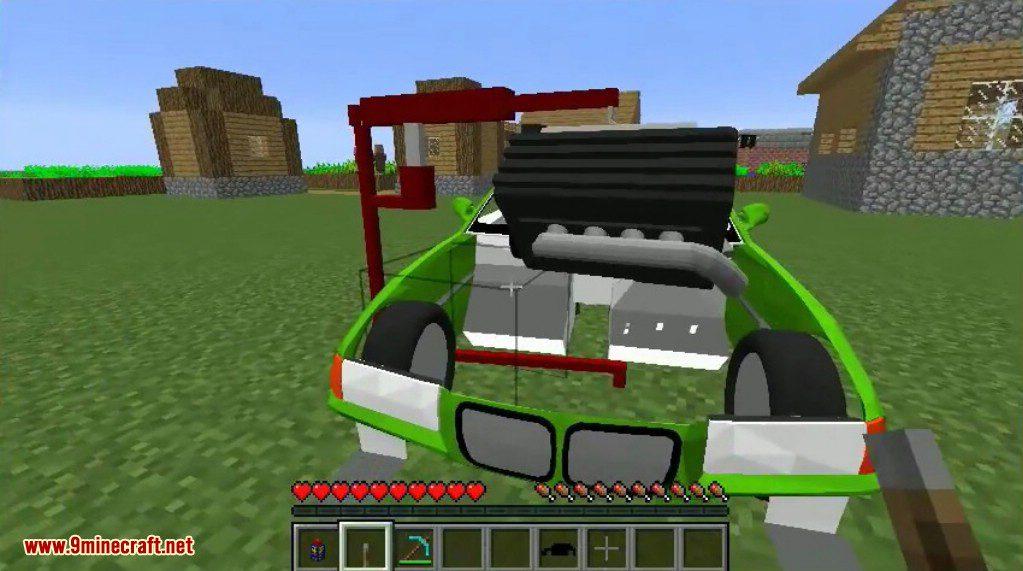 Cars and Engines Mod Screenshots 7