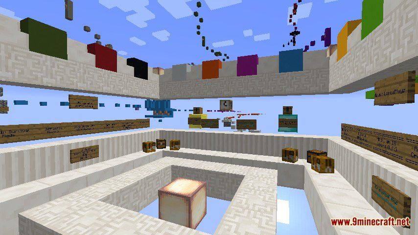 Concrete Parkour Map Screenshots 1