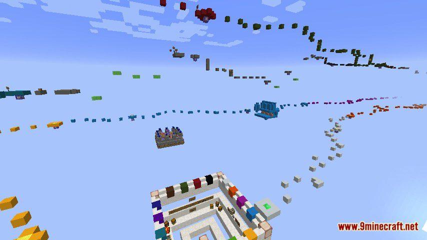 Concrete Parkour Map Screenshots 2