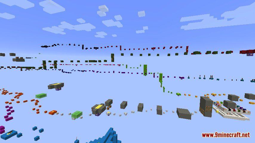 Concrete Parkour Map Screenshots 4